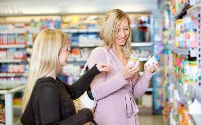 Información nutricional en el etiquetaje de los productos