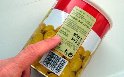 Conocer más sobre el etiquetado para tirar menos alimentos