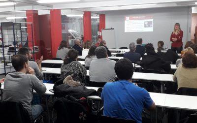 Éxito de participación en el curso sobre « el DNI de la carne»