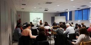 Jornada PATT sobre alerta alimentarias en SSTT DAR Barcelona